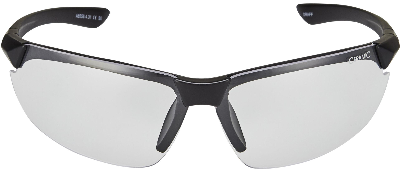 4fa3652485 Alpina Draff Bike Glasses black at Bikester.co.uk